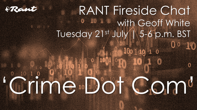RANT Fireside Chat with Geoff White