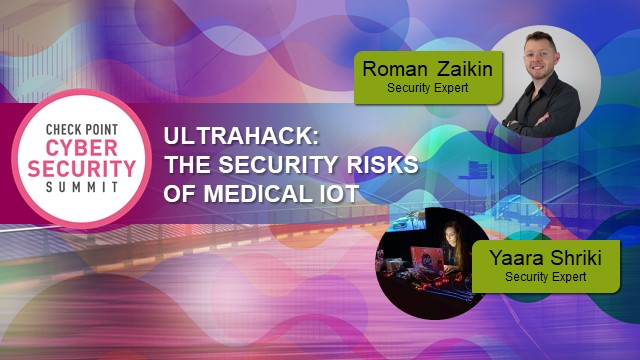 UltraHack: The Security Risks of medical IoT