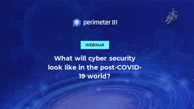 What will cyber security look like in the post-COVID-19 world?