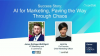 Success Story: AI for Marketing, Paving the Way Through Chaos