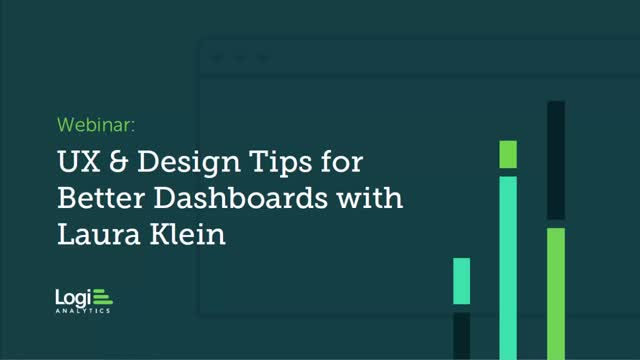 UX and Design Tips for Better Dashboards