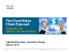 The Cloud Value Chain Exposed – Takeaways for Network Service Providers