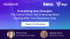 Everything Has Changed: The Piece You're Missing Dealing With Enterprise Data