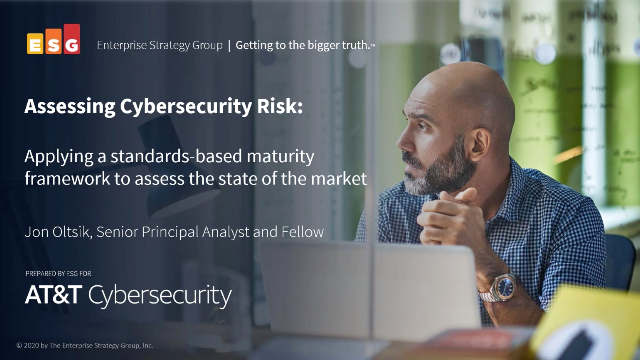 How Do You Compare to Peers When It Comes to Cybersecurity Maturity?