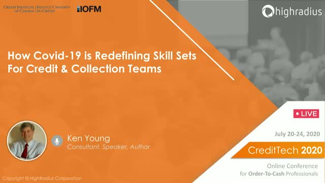 How COVID-19 is Redefining Must Have Skills for Credit and Collections