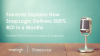 Forrester Explains How SnapLogic Delivers Nearly 500% ROI in 6 Months