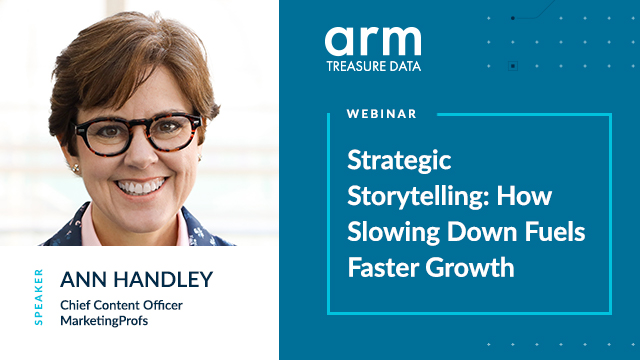 Strategic Storytelling: How Slowing Down Fuels Faster Growth