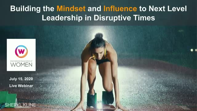 Building the MIndset and Influence to Next Level in the New Normal