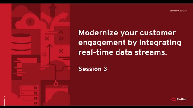 Integrate streaming data for better business decisioning