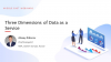 Middle East Webinar: Three Dimensions of Data as a Service