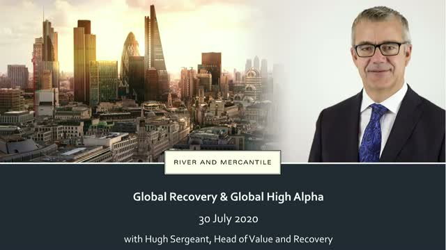 Global Recovery and Global High Alpha - R&M Equities Update