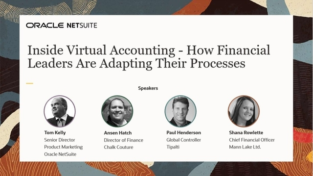 Inside Virtual Accounting - How Financial Leaders Are Adapting Their Processes