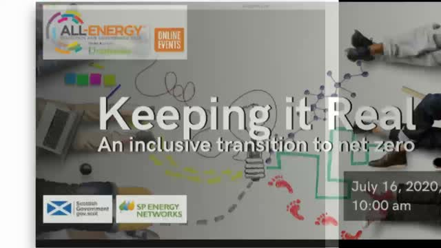 Keeping it real: An inclusive transition to net zero