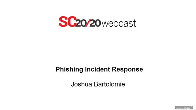 Phishing Incident Response: What's Under Your Network's Hood?