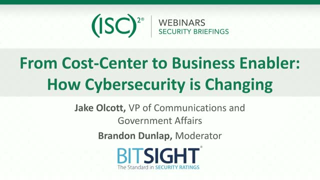 From Cost-Center to Business Enabler: How Cybersecurity is Changing