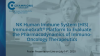 NK Human Immune System ImmunoGraft® Platform to Evaluate the PD of IO Therapies