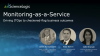 Monitoring-as-a-Service: Driving ITOps to Checkered-flag Business Outcomes