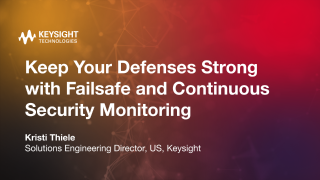 Keep Your Defenses Strong with Failsafe and Continuous Security Monitoring