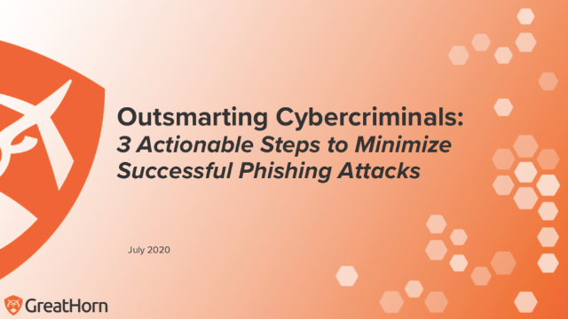 3 Actionable Steps to Minimize Successful Phishing Attacks