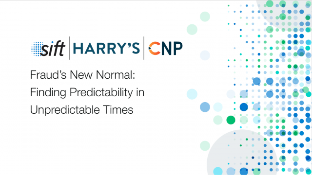 Fraud's New Normal: Finding Predictability in Unpredictable Times