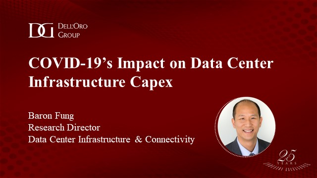 COVID-19's Impact on Data Center Infrastructure Capex