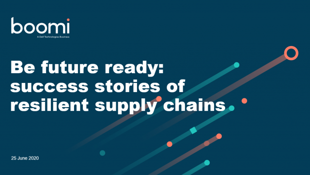 Be future ready: success stories of resilient supply chains