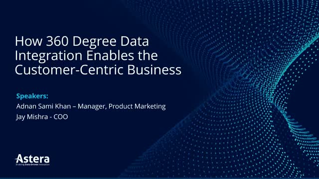 How 360 Degree Data Integration Enables the Customer-centric Business