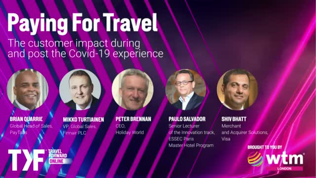 Paying for travel: the customer impact during and post the Covid-19 experience