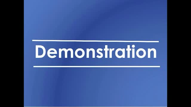 Demonstration: Managing Hosted Desktops and Applications in a Hybrid Cloud