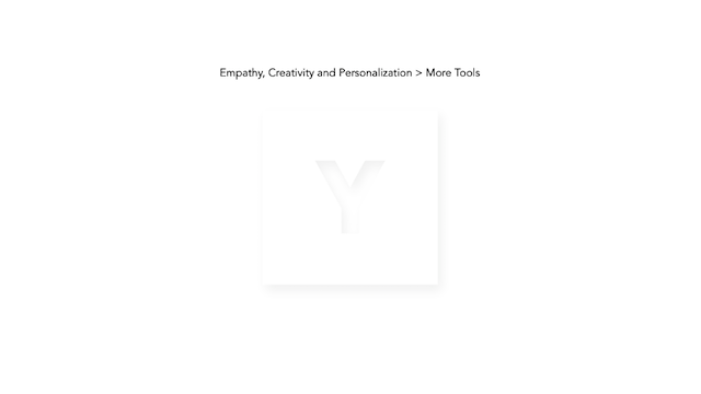 Uplifting the talent experience through Empathy, Creativity & Personalization