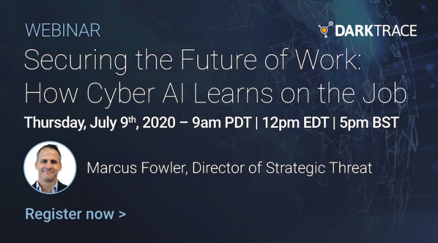 Securing the Future of Work: How Cyber AI Learns on the Job