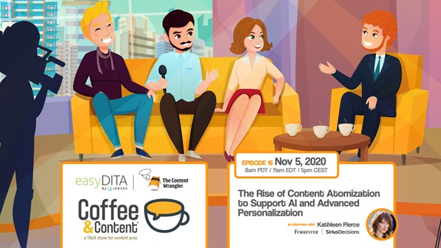 The Rise of Content Atomization to Support AI and Advanced Personalization