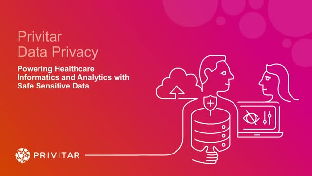 Powering Healthcare Informatics and Analytics with Safe Sensitive Data