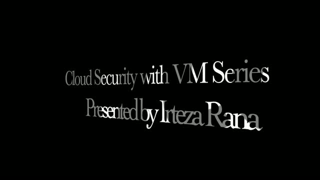 PANuggets - Episode 3 - Security in the Public Cloud