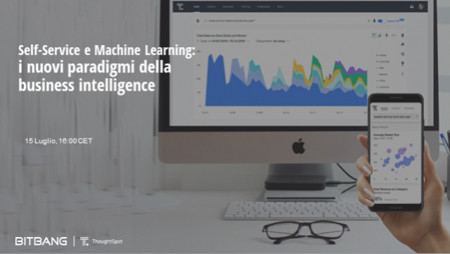 Self-Service e Machine Learning: i nuovi paradigmi della business intelligence