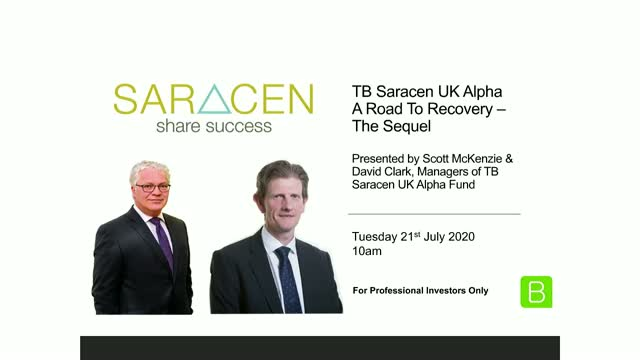 TB Saracen UK Alpha: A Road To Recovery – The Sequel
