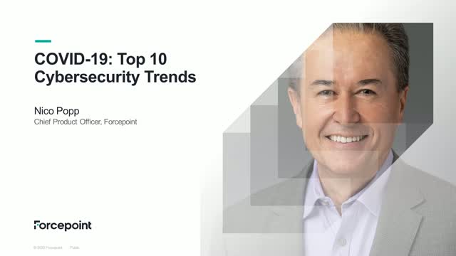 COVID-19 - Top 10 Cybersecurity Trends