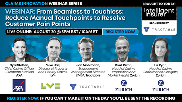 Touchless Claims: Reduce Manual Touchpoints to Resolve Customer Pain Points