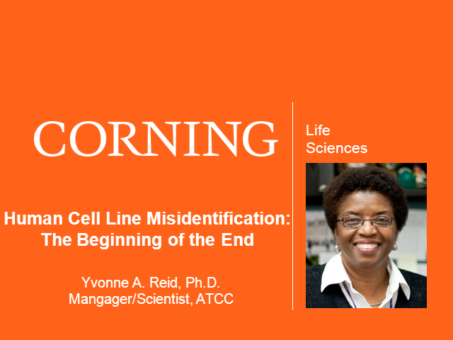 Human Cell Line Misidentification: The Beginning of the End