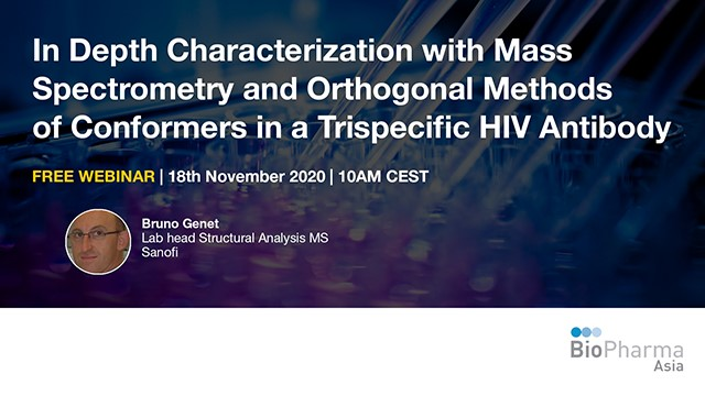 In Depth Characterization with Mass Spectrometry and Orthogonal Methods of...