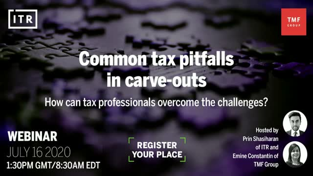 How to overcome the common tax pitfalls of carve-outs