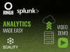Scality RING8 & Splunk Demo: SCALITY RING AND SPLUNK BACKUP FOR ANALYTICS