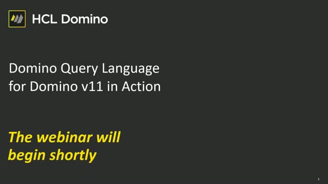 Domino Query Language for Domino v11 in Action