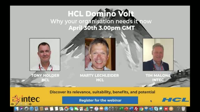 HCL Domino Volt: Why Your Organization Needs It Now