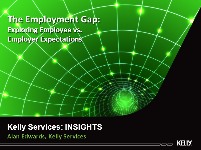The Employment Gap: Exploring Employee vs. Employer Expectations