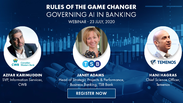 Expert Webinar: Rules of the game-changer – governing AI in banking