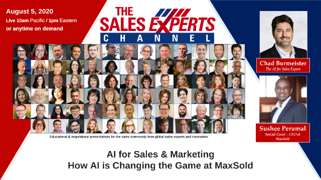 AI for Sales and Marketing, How AI is Changing the Game at MaxSold