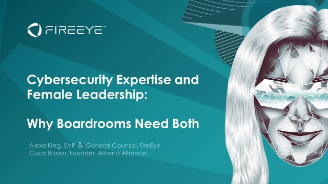 Cybersecurity Expertise and Female Leadership: Why Boardrooms Need Both