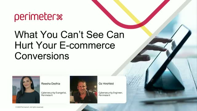 What You Can't See Can Hurt Your E-commerce Conversions