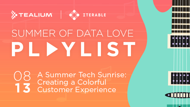 A Summer Tech Sunrise: Creating a Colorful Customer Experience